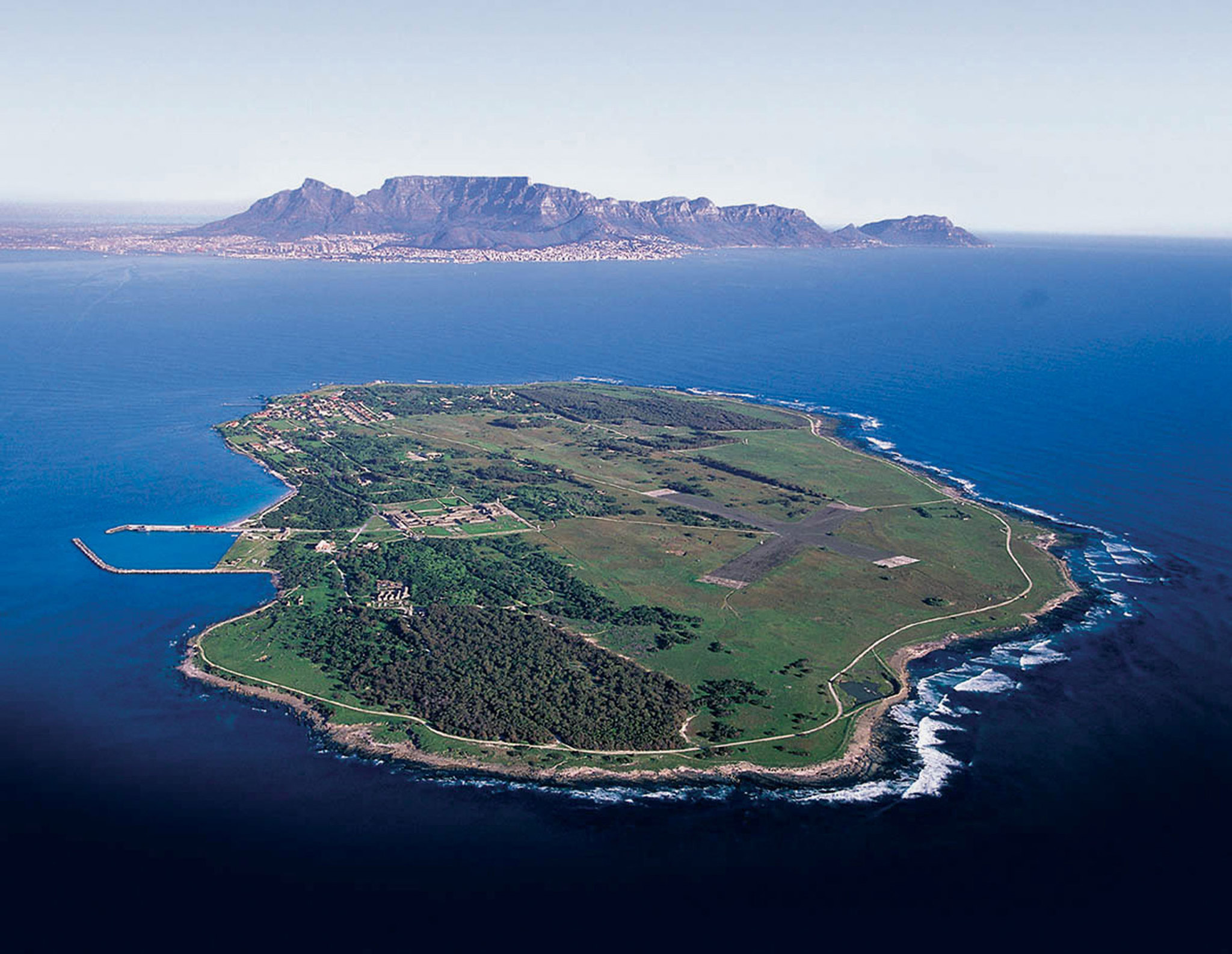 Robben Island - Cape Town, South Africa