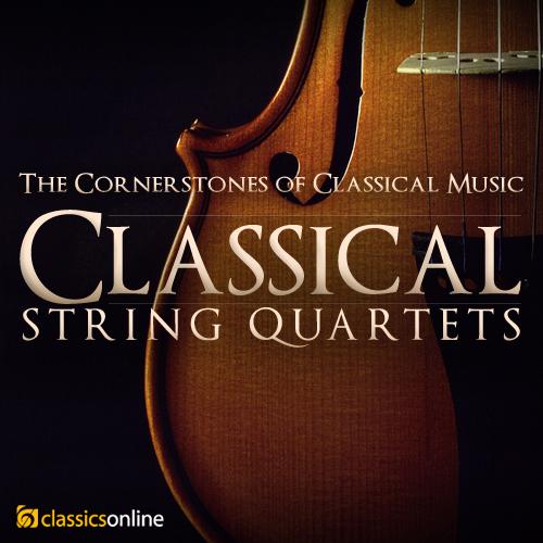 CORNERSTONES OF CLASSICAL MUSIC - Classical String Quartets Sampler