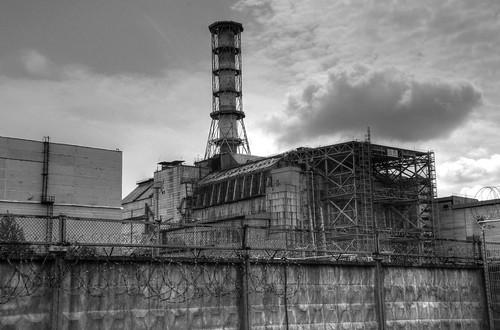RBMK-1000, Chernobyl | by Kamil Porembiński