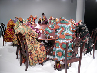 Yinka Shonibare MBE at Brooklyn Museum