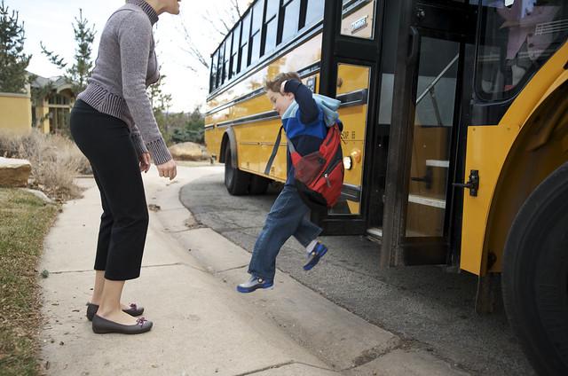 Crocs Shoes Back to School Photo Shoot