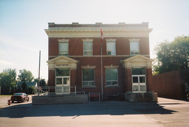 Emerson, Manitoba Post Office