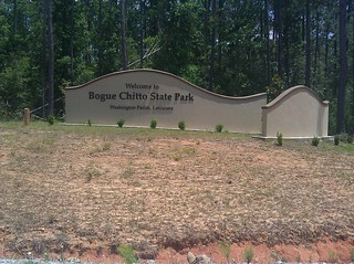 Bogue Chitto State Park Sign | by michael_miceli