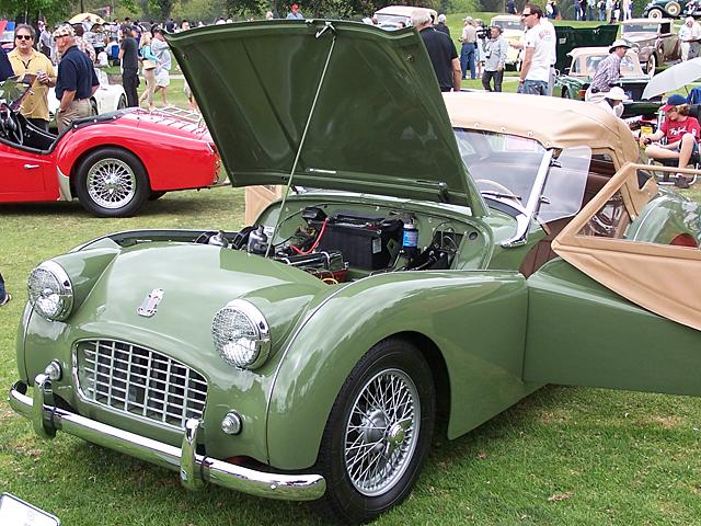 1957 TR3