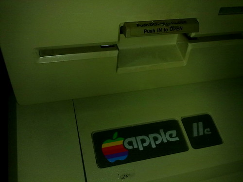 From Grandma's Basement: Apple IIe   by brownpau