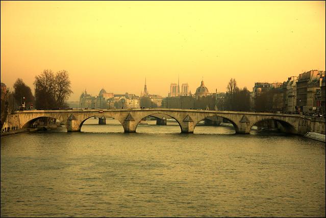 New Bridge  ~ Le Pont-Neuf ~ Paris ~ MjYj