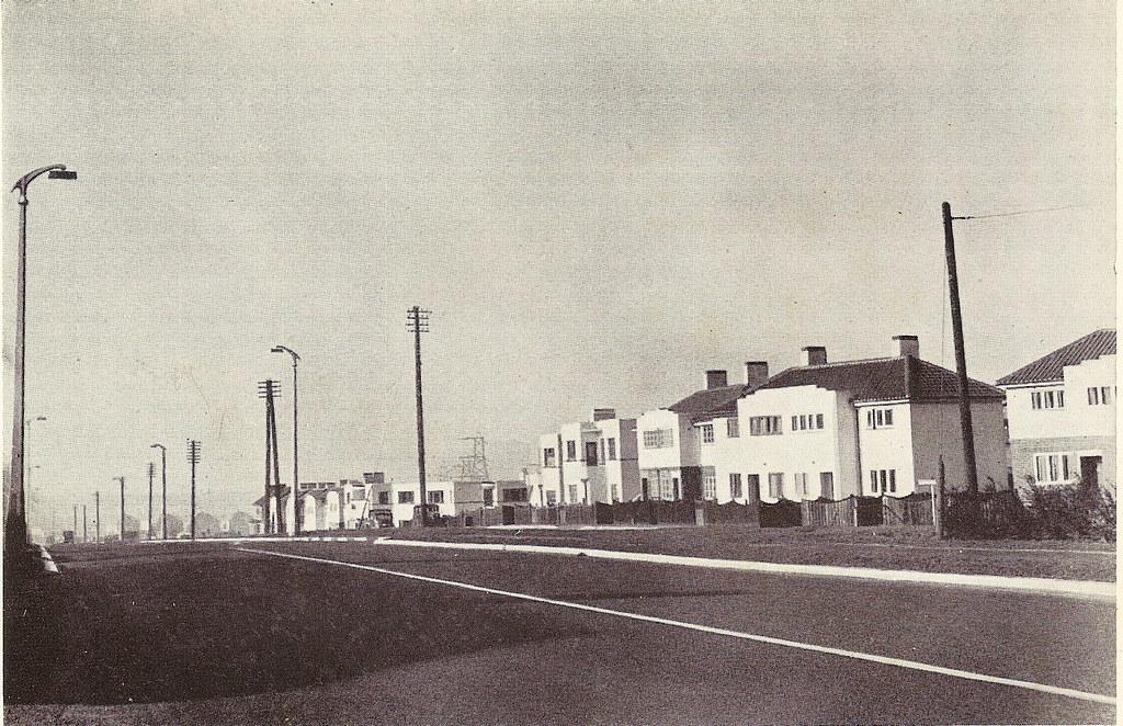 London Road, Slough, Berkshire, UK c1948