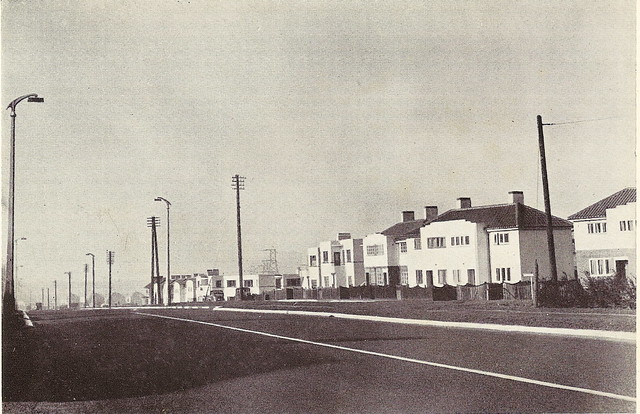 London Road, Slough, Berkshire, UK c1948