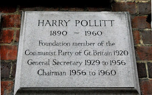harry pollitt | by frattaglia