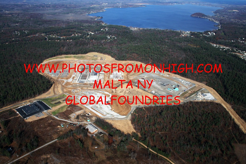 Globalfoundries AMD Albany NY aerial photos photographer M