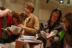 Amsterdam Art/Book Fair 2011