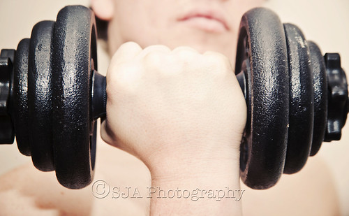 Lifting weights | by @SJA Photography