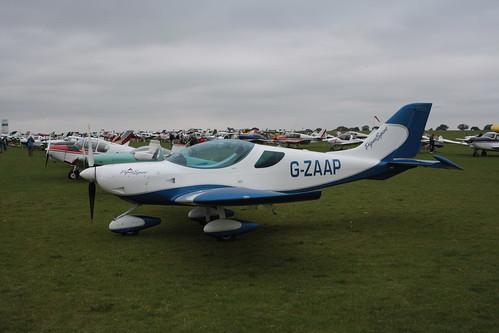G-ZAAP CZAW Sportcruiser [PFA 338-14663] Sywell 030911
