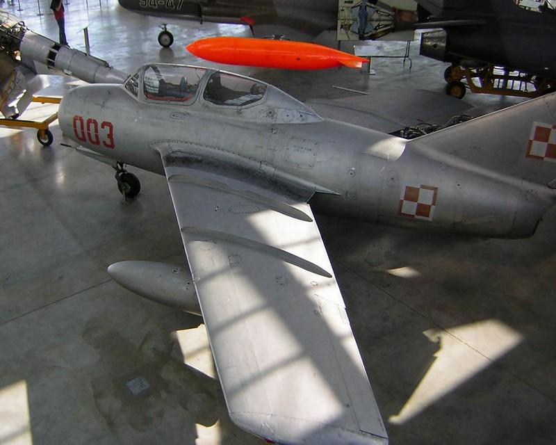 MiG-15UTI Fagot 3