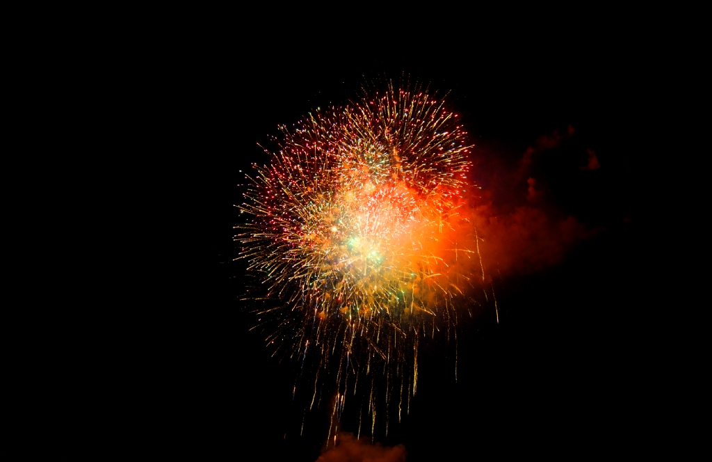 Fireworks - #3340