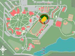 Campus Map | Turner Gymnasium | Lynchburg College | Flickr