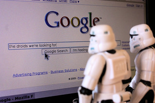 The droids we're googling for | by DocChewbacca