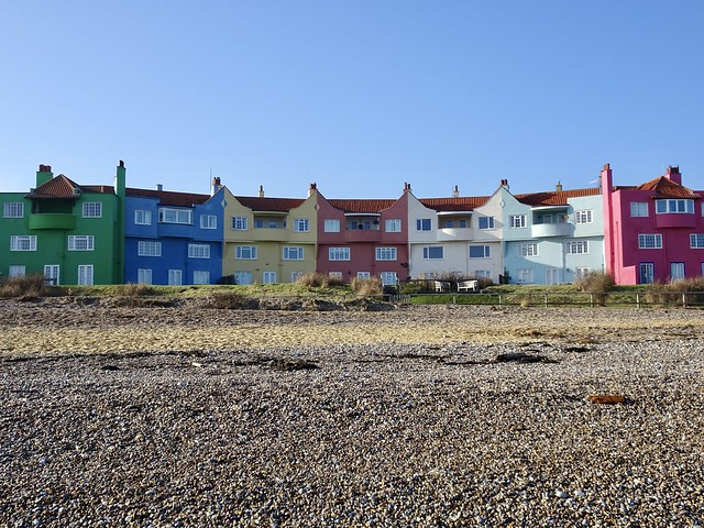 Thorpeness Beach UK