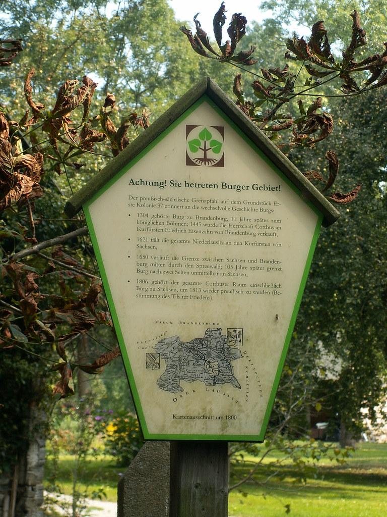Achtung! Sie betreten Burger Gebiet eine der beliebtesten Ferienregionen für einen Camping-Urlaub im Spreewald - Unser Tipp für junge Familien, in schöner Natur und neben einem Wald liegt die Camping Domaine 940