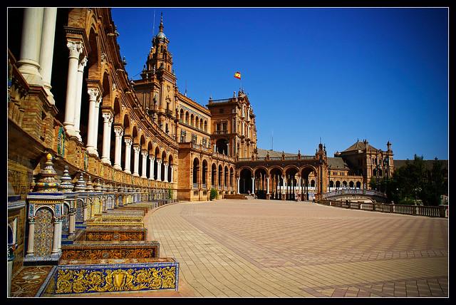 Plaza de España (Seville) - 3