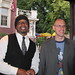 MC Hammer with Mike Langford