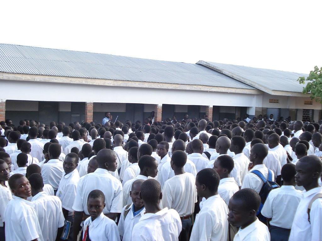 Northern Uganda 8 April 2009
