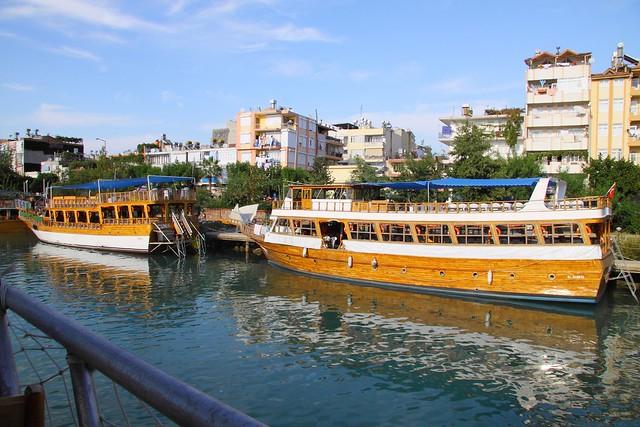 Manavgat River Cruise