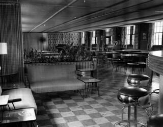 Fort Bragg NCO Club 25 August 1954