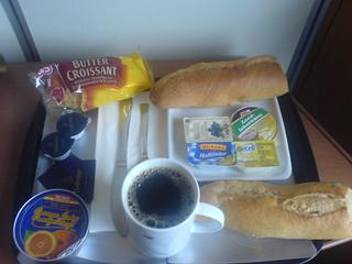Tag Frukost Pavag Fran Sodra Frankrike Till Tyskland Med B Flickr
