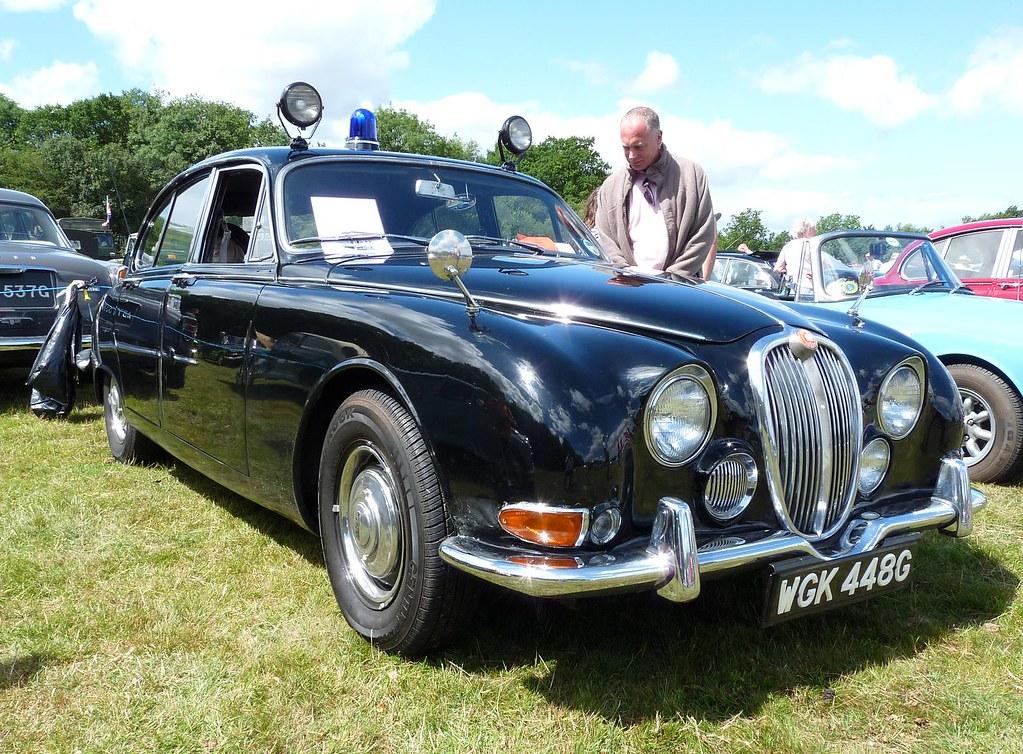 Jaguar S-Type 3.8 1968 Ex Met Police   Formerly Area ...