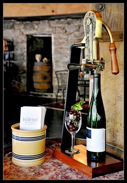 Winery Still Life