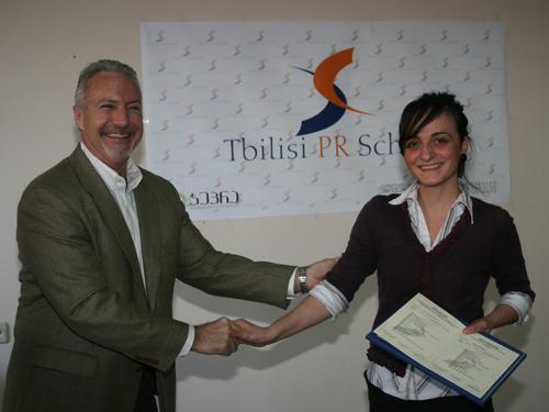 PR School - Graduate