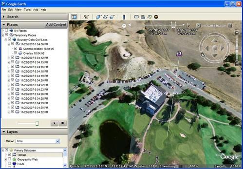 Google Earth Overlay | Stewart Long | Flickr
