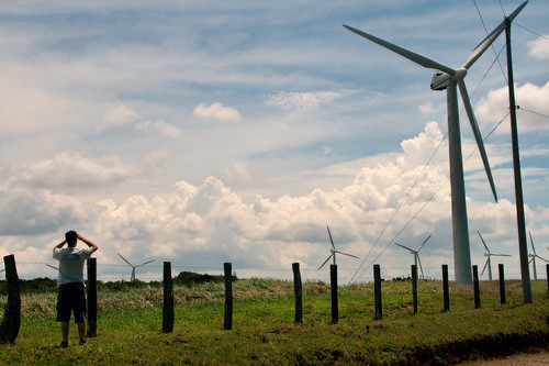 Windpower in Costa Rica | by Christian Haugen