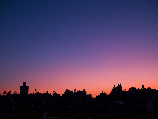 Another fine sunrise