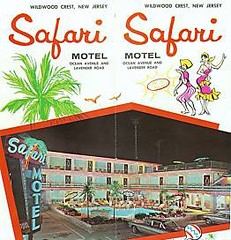 Safari Motel, Wildwood, N.J. | by metromonthly