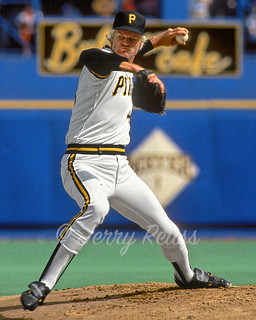 Jerry Reuss 1990 Pittsburgh Pirates