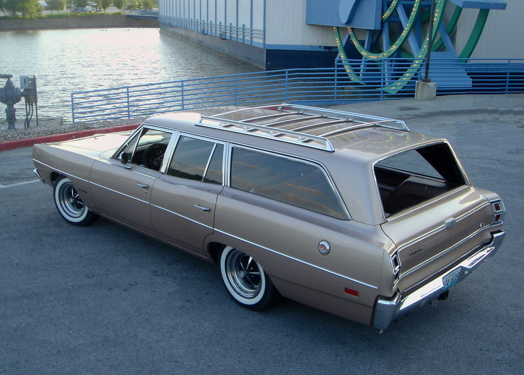 1969 Dodge Coronet Wagon 050a1 The Wagon Is Restored To