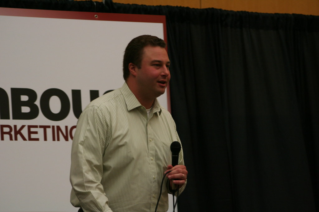 SEO 101 with Mike Volpe at Inbound Marketing Summit 2009
