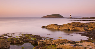 June - Trwyn Du Lighthouse | by mijoli