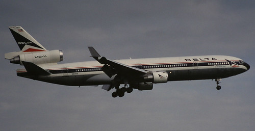 Delta Air Lines McDonnell Douglas MD-11 | by Deanster1983 who's mostly off
