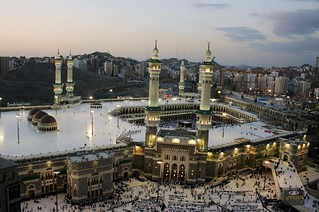 The Greatest Mosque Al-Masjid Al-Haram  , Mecca | أول بيت وضع للناس | by Hossam all line
