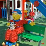 Parco giochi duplo
