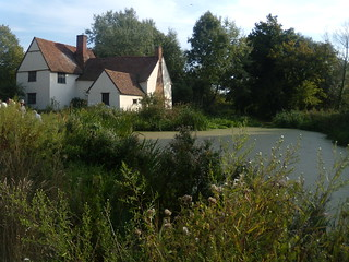 Flatford Mill - Willie Lotts' House