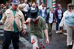 Zombie Walk - Albany, NY - 09, Oct - 06 by sebastien.barre