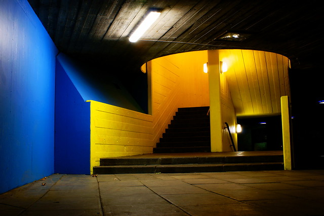 Blue-Yellow