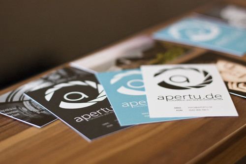 moo cards | by Benjamin Becker Photography