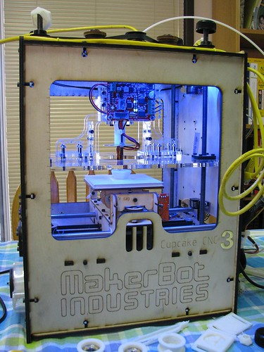 Makerbot #000003 | by Mechatronics Guy