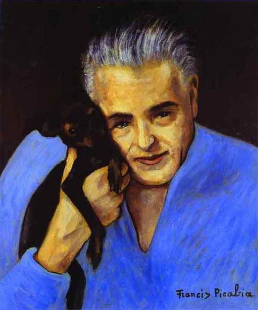 Picabia, Francis (1879-1953) - 1946 Self Portrait