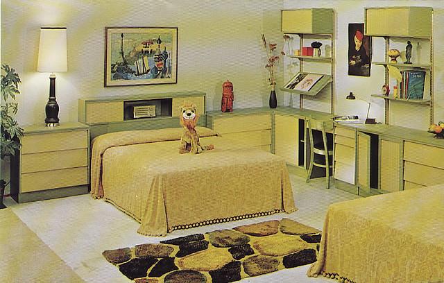 Woodland Furniture 1960s Bedroom 2 Heather David Flickr
